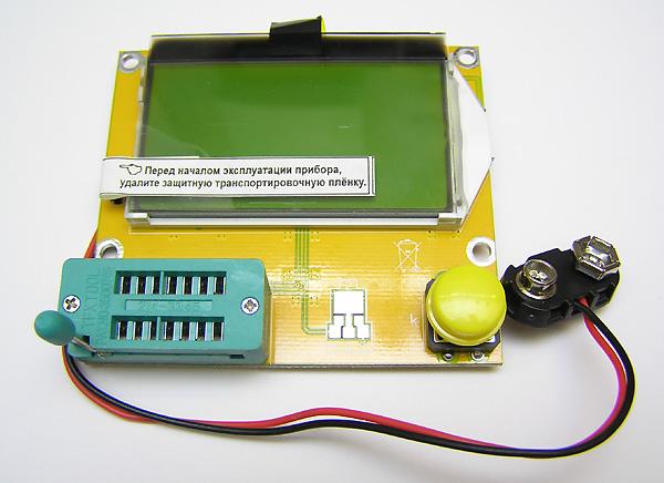 Транзистор Тестер М2 Инструкция - фото 3